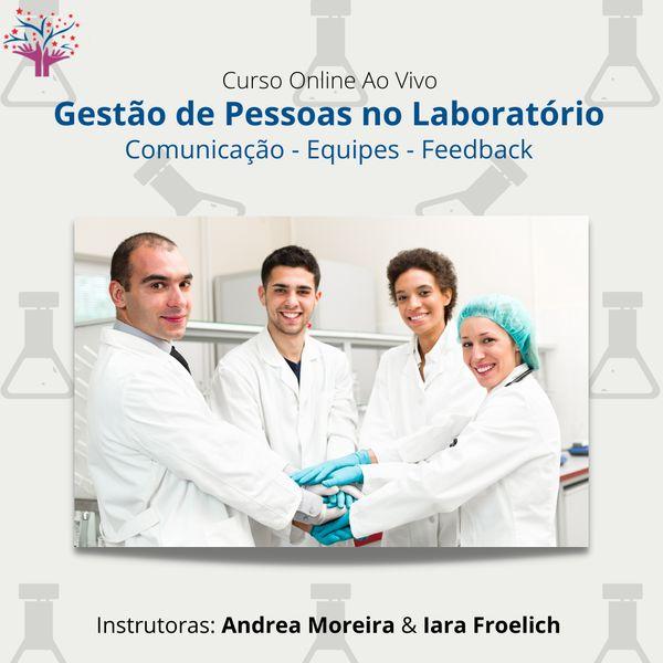 Imagem principal do produto Curso de Gestão de Pessoas no Laboratório