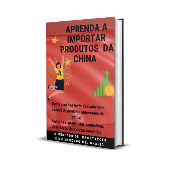 Imagem principal do produto APRENDA A IMPORTAR PRODUTOS DA CHINA