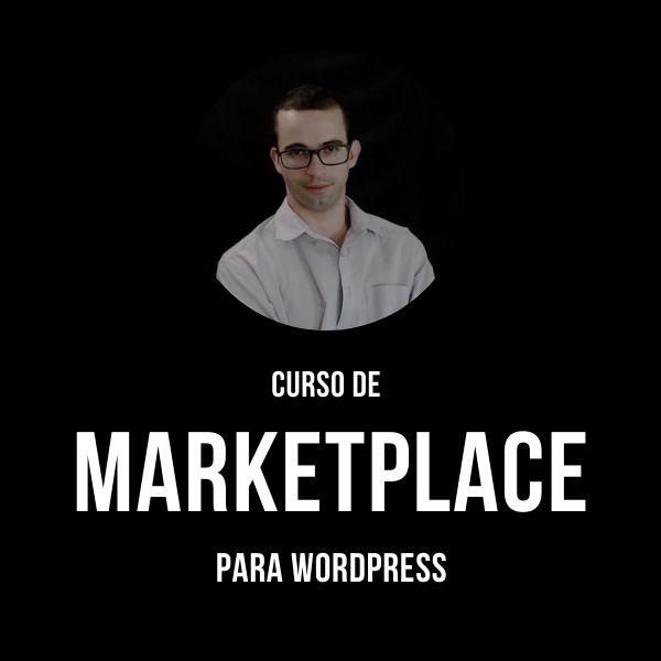 Imagem principal do produto Curso de Marketplace com WordPress - Curso de Dokan