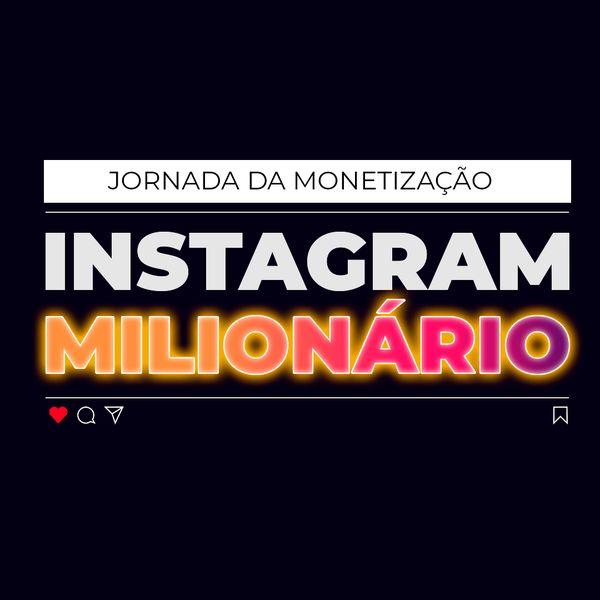 Imagem principal do produto JDM: Instagram