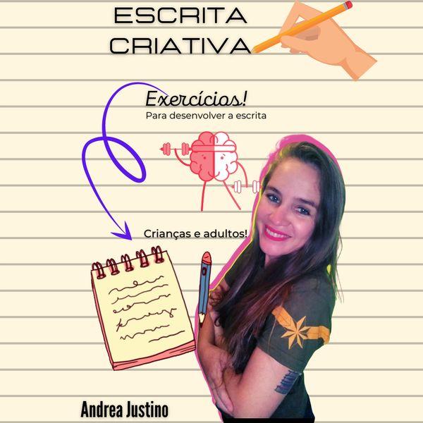 Imagem principal do produto E-BOOK - ESCRITA CRIATIVA - EXERCÍCIOS