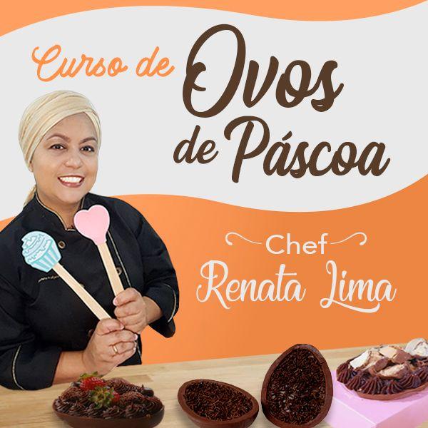 Imagem principal do produto Curso de Ovos de Páscoa