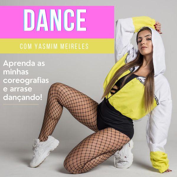 Imagem principal do produto DANCE COM YASMIM MEIRELES