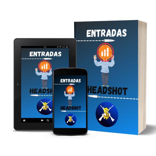 Imagem principal do produto Entrada Headshot