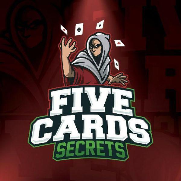 Imagem principal do produto Five Cards Secrets