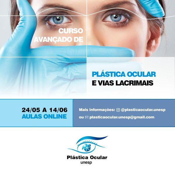 Imagem principal do produto Curso Avançado de Plástica Ocular e Vias Lacrimais