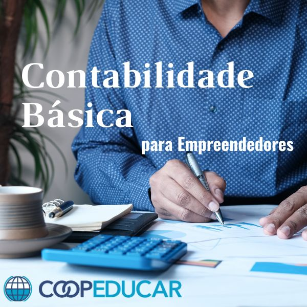 Imagem principal do produto Curso de Contabilidade Básica para Empreendedores - Prof Luiz Itamar Rosa