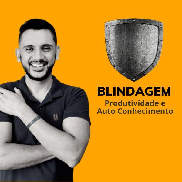 Imagem principal do produto BLINDAGEM - Produtividade e Autoconhecimento
