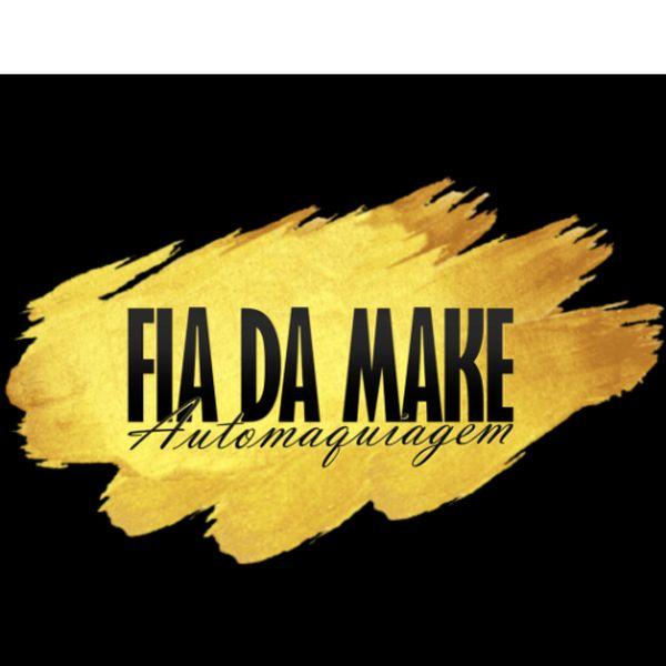 Imagem principal do produto FIA DA MAKE - Curso de Automaquiagem