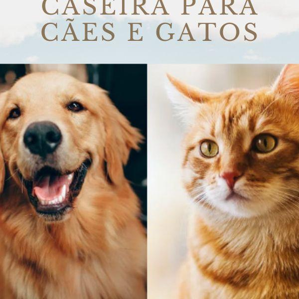 Imagem principal do produto Comida Caseira para Cães e Gatos