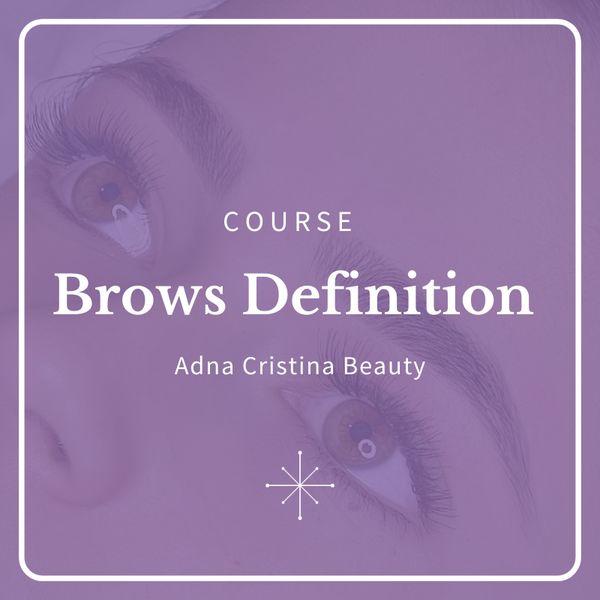 Imagem principal do produto Brows Definition