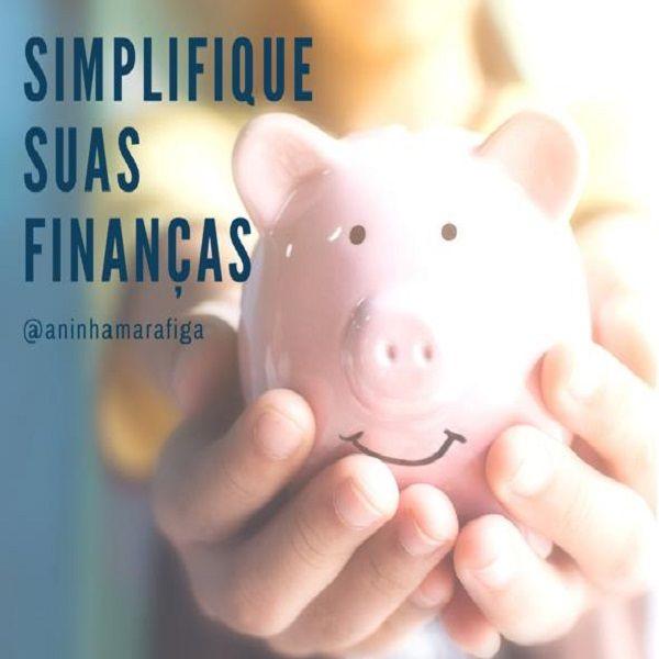 Imagem principal do produto Simplifique suas Finanças!