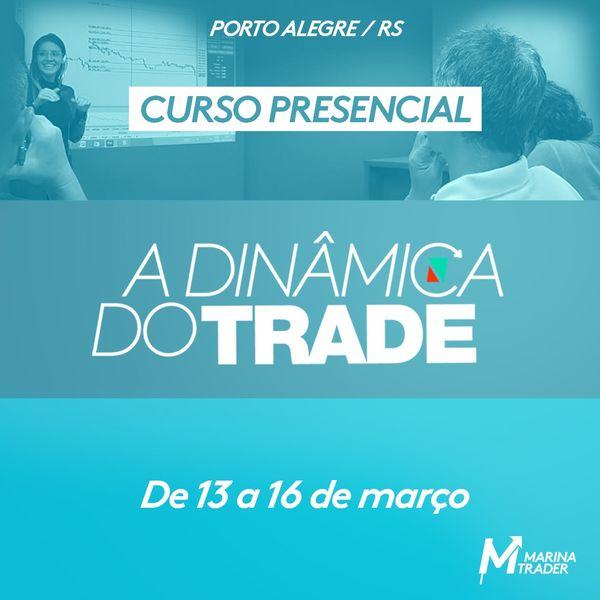 Imagem principal do produto A DINÂMICA DO TRADE - PORTO ALEGRE