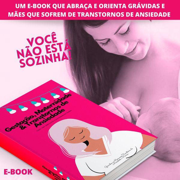 Imagem principal do produto Gestação, Maternidade e Transtornos de Ansiedade