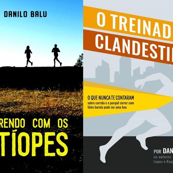 Imagem principal do produto COMBO (e-books) Correndo com os Etíopes + O Treinador Clandestino