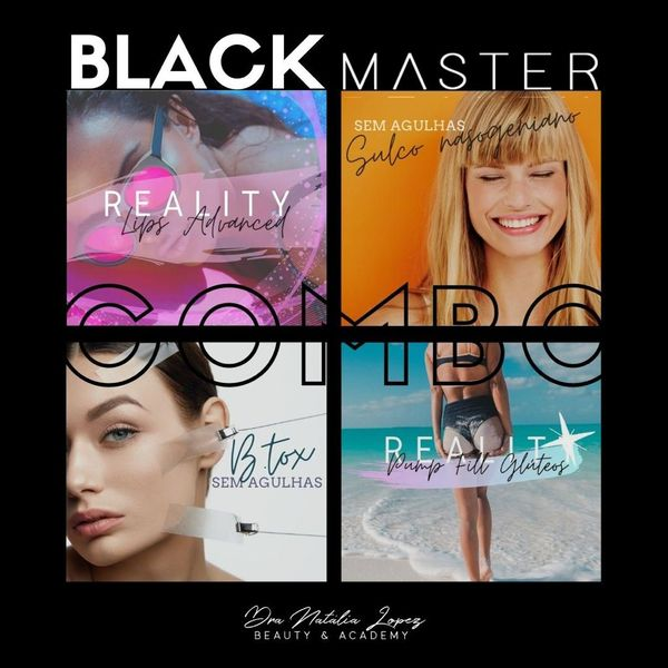 Imagem principal do produto Black Master November