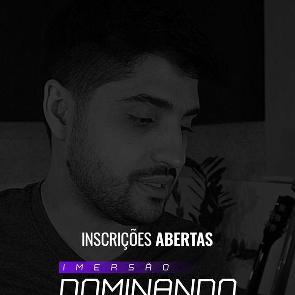 Imagem principal do produto Dominando a Guitarra 2.0