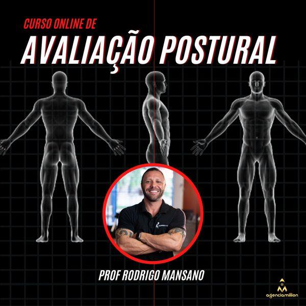 Imagem principal do produto Curso ONLINE de Avaliação Postural e exercícios corretivos