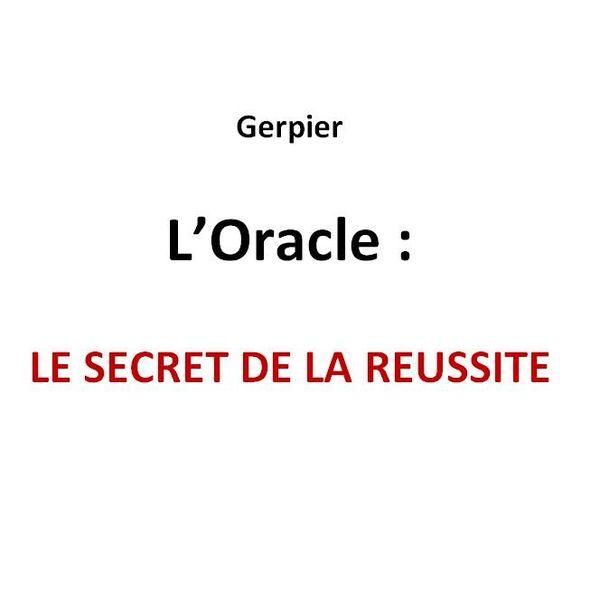 Imagem principal do produto L'Oracle: Le secret de la réussite