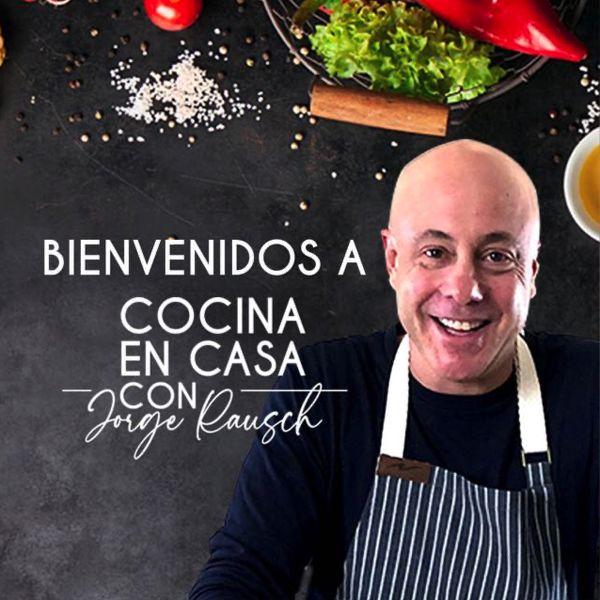 Imagem principal do produto Cocina en Casa con Jorge Rausch