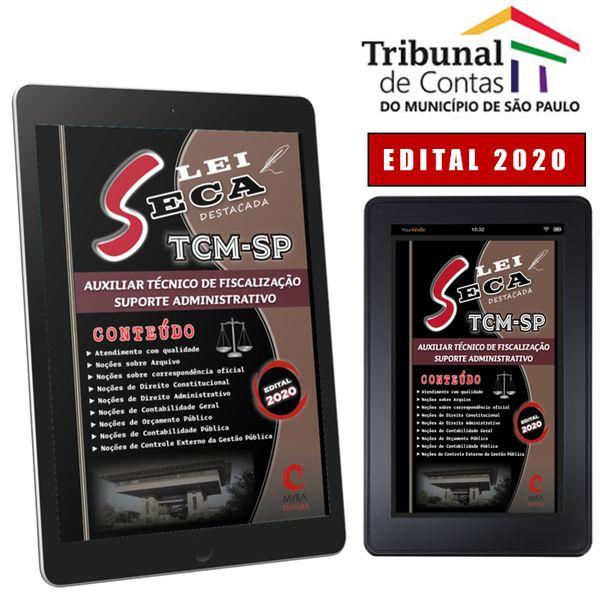 Imagem principal do produto Lei Seca Destacada TCM-SP