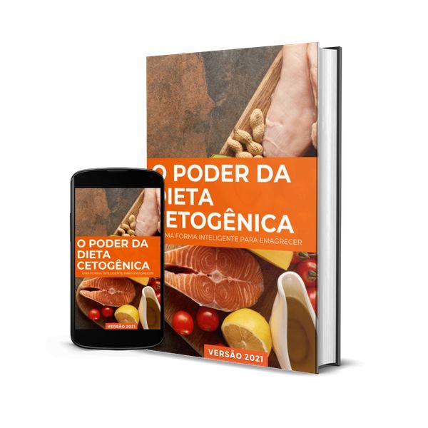 Imagem principal do produto DIETA CETOGÊNICA 2.0 - 2021