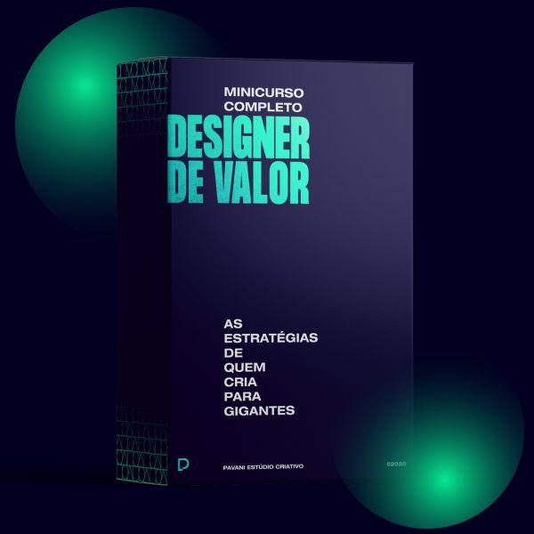 Imagem principal do produto Designer de Valor - Workshop