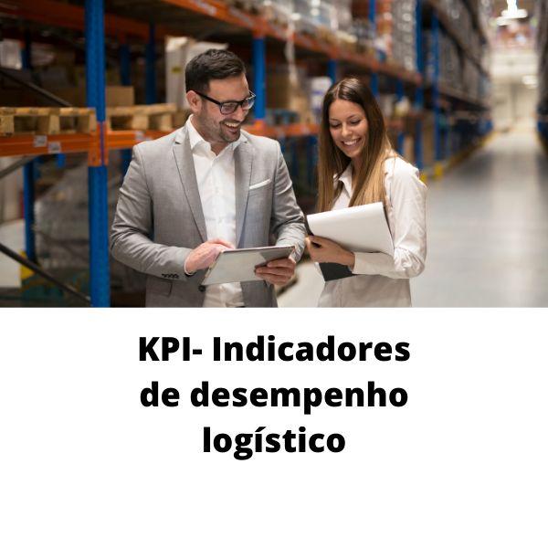 Imagem principal do produto E-book KPIs indicadores de desempenho logísticos