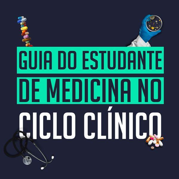Imagem principal do produto [eBook] Guia do estudante de medicina no ciclo clínico