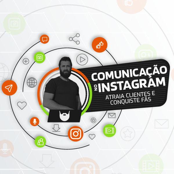 Imagem principal do produto Comunicação para o Instagram.