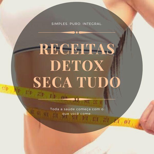 Imagem principal do produto 7 Receitas detox INFALÍVEIS.