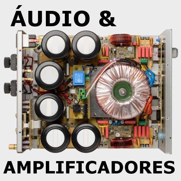Imagem principal do produto Áudio e Amplificadores Profissionais
