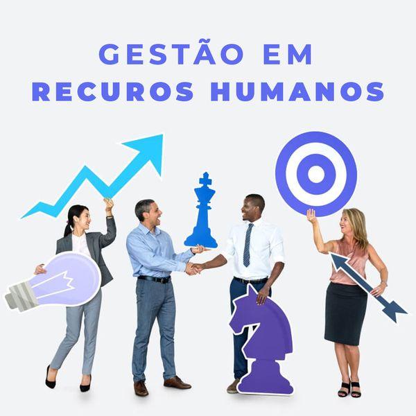 Imagem principal do produto Gestão em Recursos Humanos (Curso em E-Book Completo)