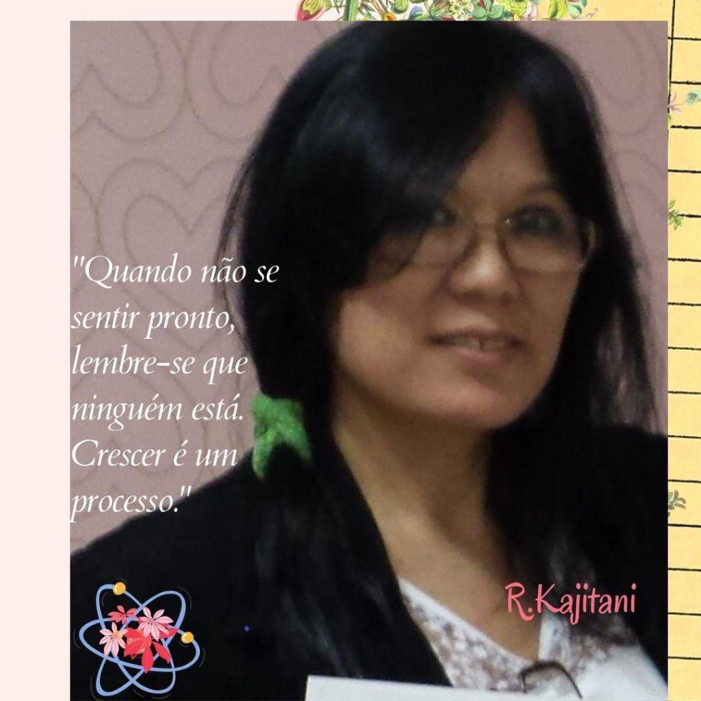 Terapeuta Roseli Kajitani