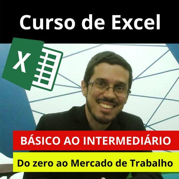 Imagem principal do produto Excel Básico ao Intermediário