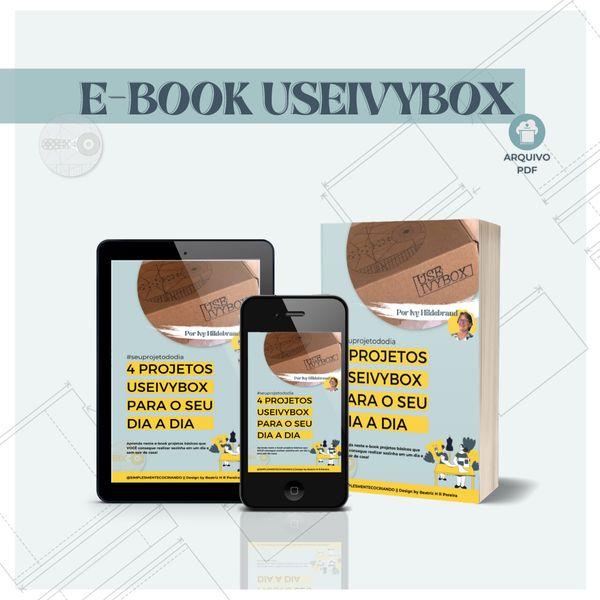 Imagem principal do produto E-BOOK USEIVYBOX