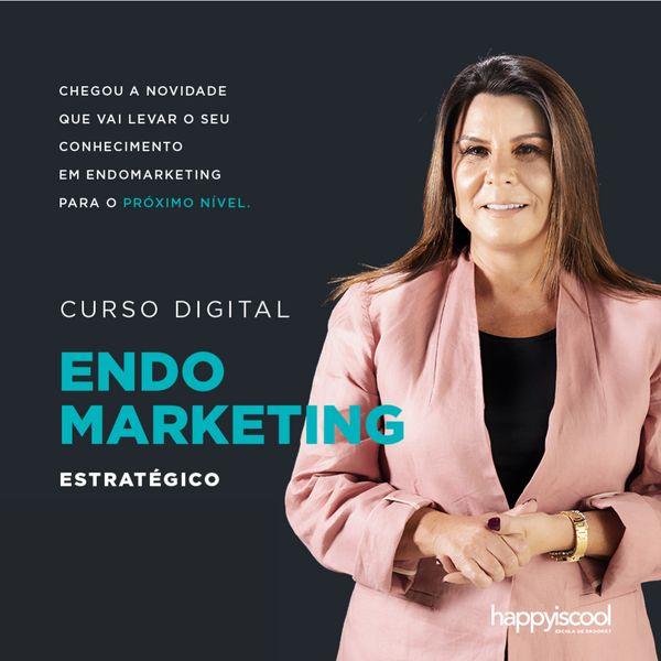 Imagem principal do produto ENDOMARKETING ESTRATÉGICO com Analisa de Medeiros Brum