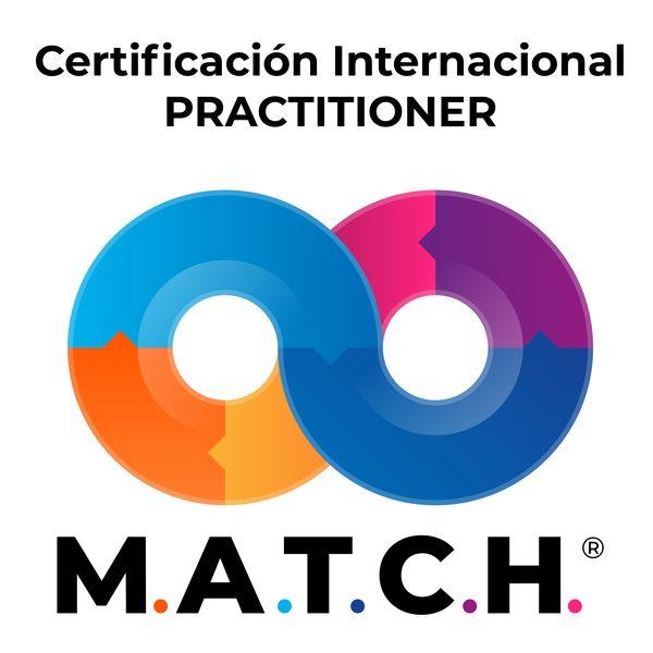 Imagem principal do produto Certificación Internacional Practitioner MATCH