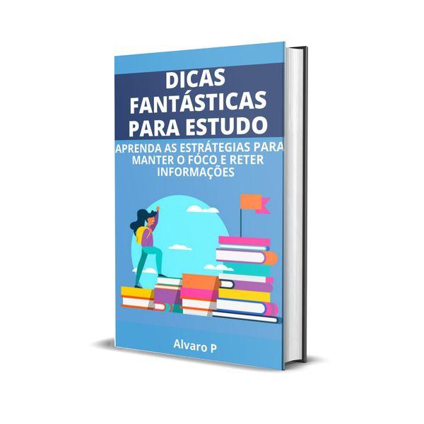 Imagem principal do produto Dicas Fantásticas para Estudo