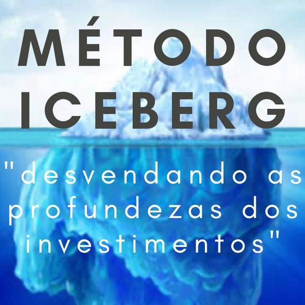 Imagem principal do produto Curso para Iniciantes em Investimentos - Método Iceberg