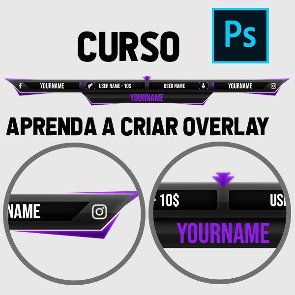 Imagem principal do produto Curso no photoshop de overlay 03