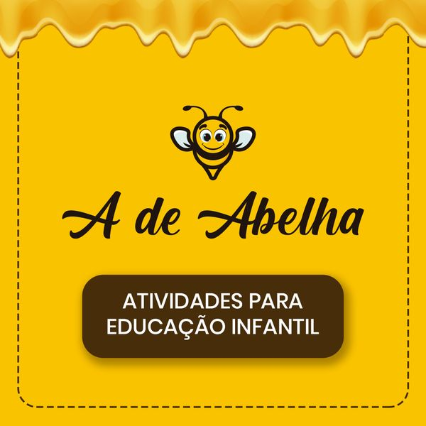 Imagem principal do produto A de Abelha Educação