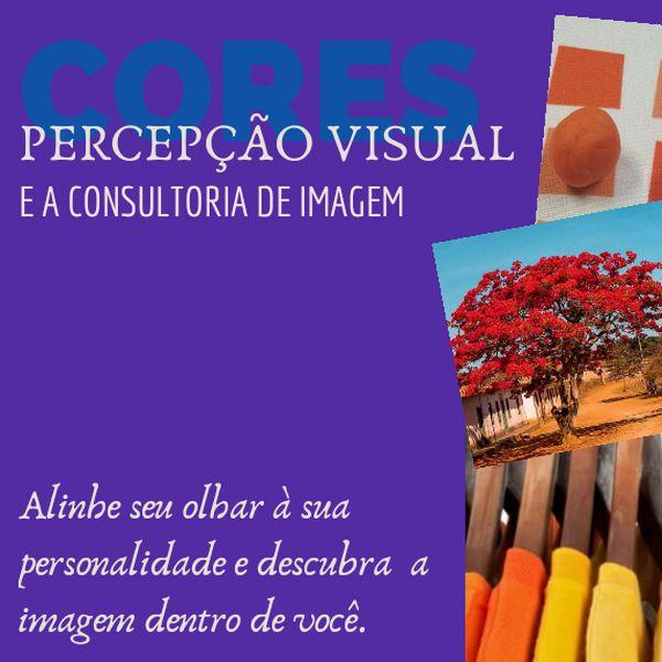 Imagem principal do produto Cores,Percepção Visual e a Consultoria de Imagem