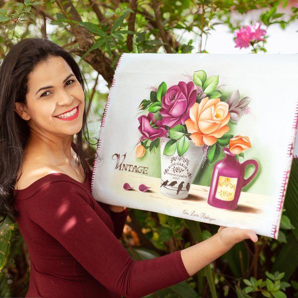 Imagem principal do produto Caminho das Rosas