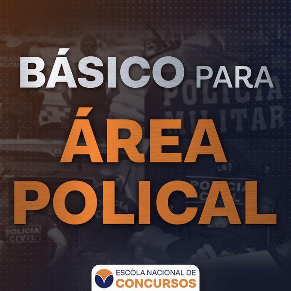 Imagem principal do produto BÁSICO POLÍCIAS