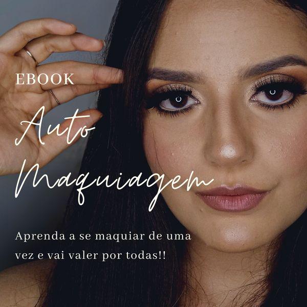 Imagem principal do produto Ebook Automaquiagem Larissa Barros