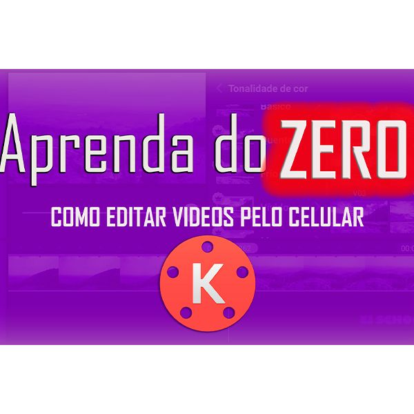 Imagem principal do produto Aprenda criar do zero videos profissionais pelo celular