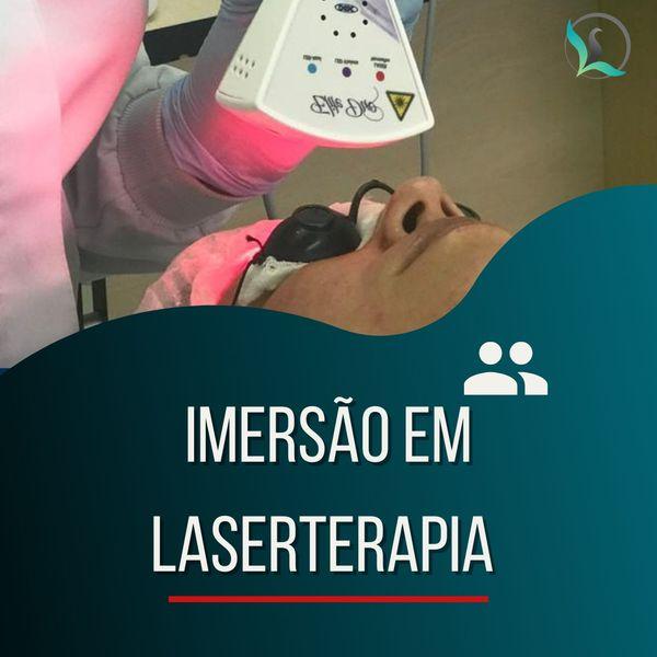 Imagem principal do produto Imersão em Laserterapia R