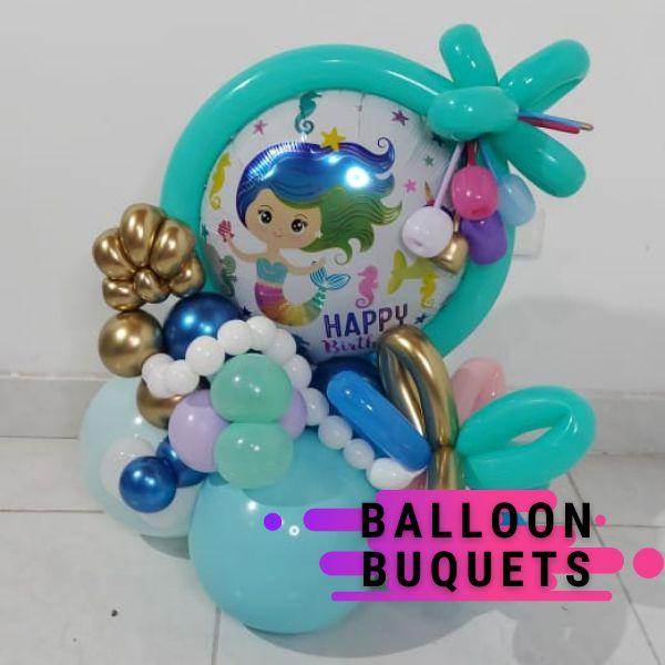 Imagem principal do produto Balloon Bouquets