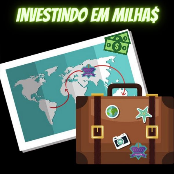 Imagem principal do produto Curso - Investindo em Milhas